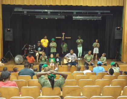 Teaching the Youth the Share the Gospel